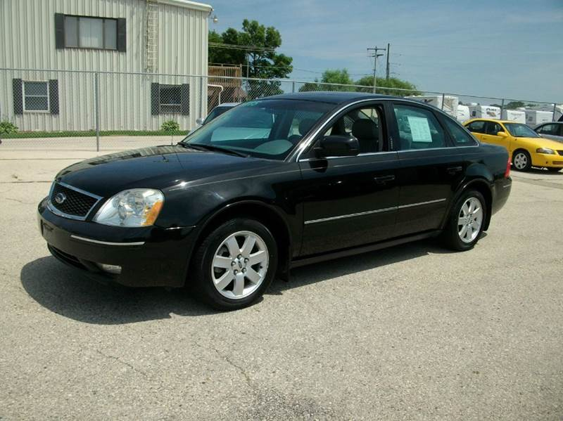 2006 ford five hundred awd sel 4dr sedan in fond du lac wi 151 auto emporium inc. Black Bedroom Furniture Sets. Home Design Ideas