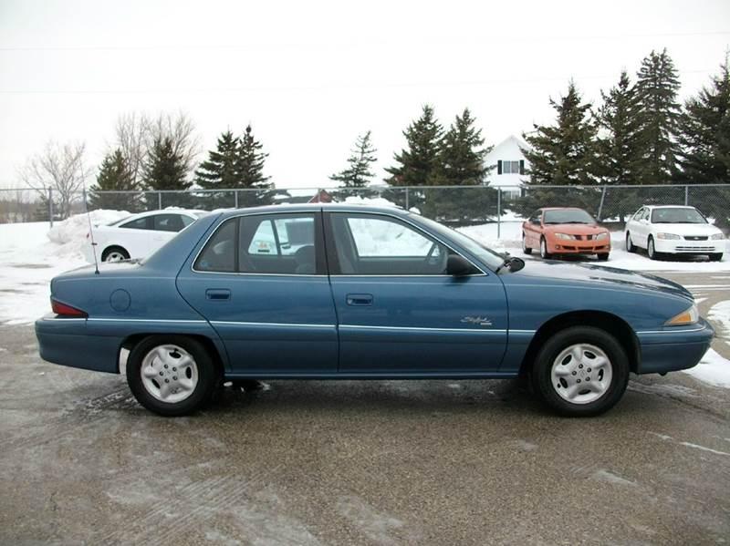 1998 Buick Skylark Custom 4dr Sedan In FOND Du LAC WI ...