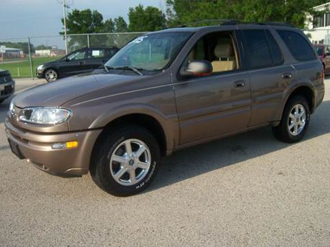 2003 Oldsmobile Bravada for sale in Fond Du  Lac, WI