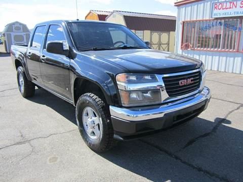2007 GMC Canyon for sale in Strasburg, CO