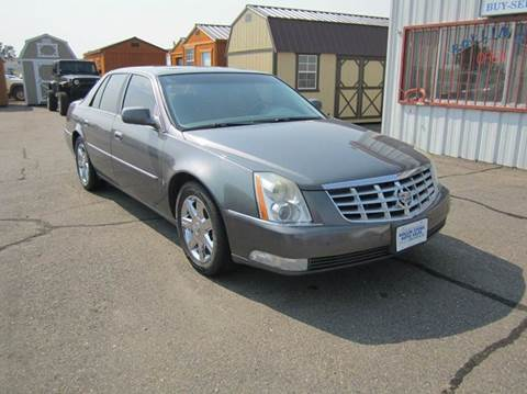 2006 Cadillac DTS for sale in Strasburg, CO