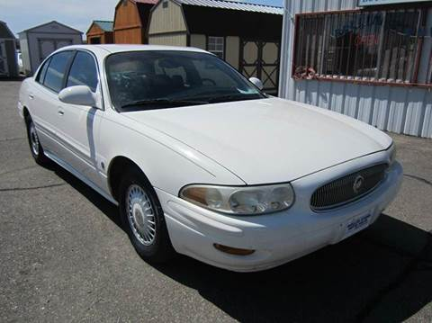 2001 Buick LeSabre for sale in Strasburg, CO