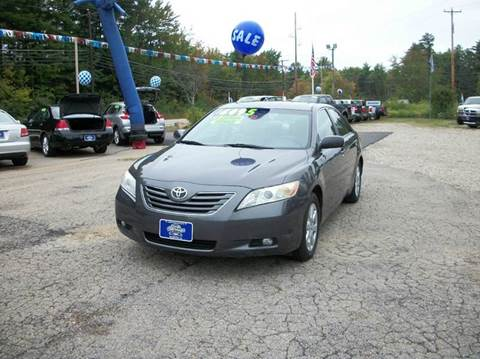 2007 Toyota Camry for sale in Rochester, NH