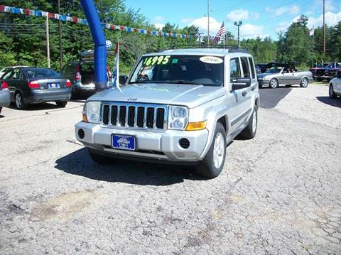 2006 Jeep Commander for sale in Rochester, NH