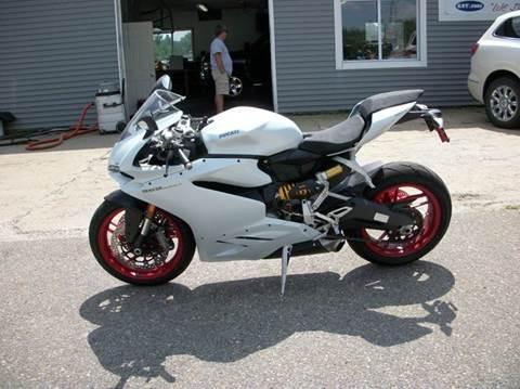 2016 Ducati 959