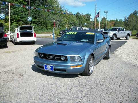 2006 Ford Mustang for sale in Rochester, NH