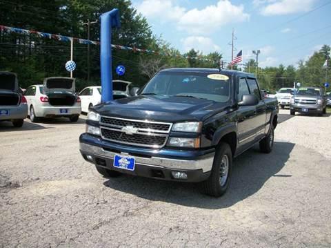 2006 Chevrolet Silverado 1500HD for sale in Rochester, NH
