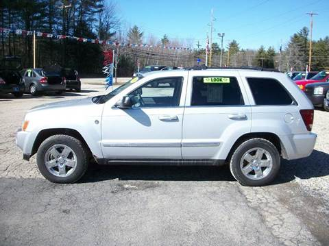 2006 Jeep Grand Cherokee for sale in Rochester, NH