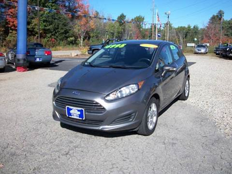 2014 Ford Fiesta for sale in Rochester, NH