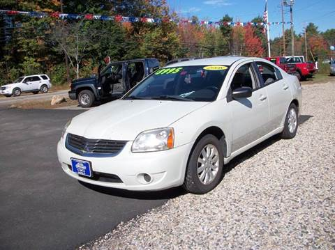 2008 Mitsubishi Galant for sale in Rochester, NH
