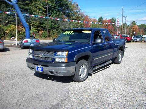 2004 Chevrolet Silverado 1500 for sale in Rochester, NH