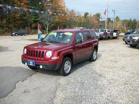 2012 Jeep Patriot for sale in Rochester, NH
