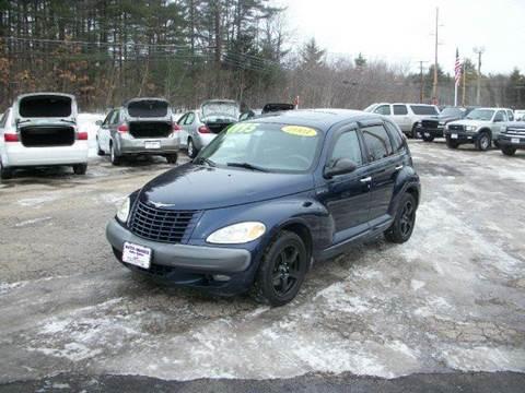 2001 Chrysler PT Cruiser for sale in Rochester, NH