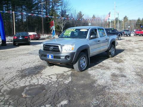 2007 Toyota Tacoma for sale in Rochester, NH