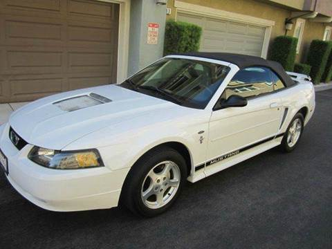 2002 Ford Mustang for sale in Covina, CA