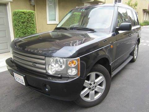 2004 Land Rover Range Rover for sale in Covina, CA