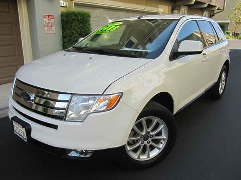 2009 Ford Edge for sale in Covina, CA