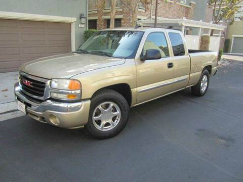 2006 GMC Sierra 1500 for sale in Covina, CA