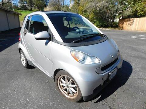2008 Smart fortwo for sale in Auburn, CA