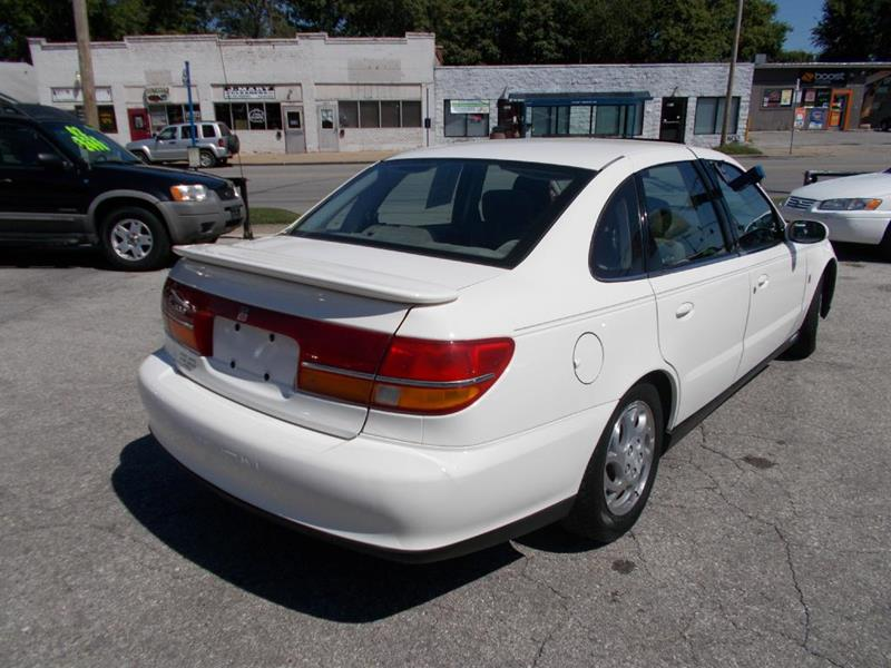 2002 saturn l series l200 4dr sedan in kansas city mo not so new llc vehicle options vanachro Images