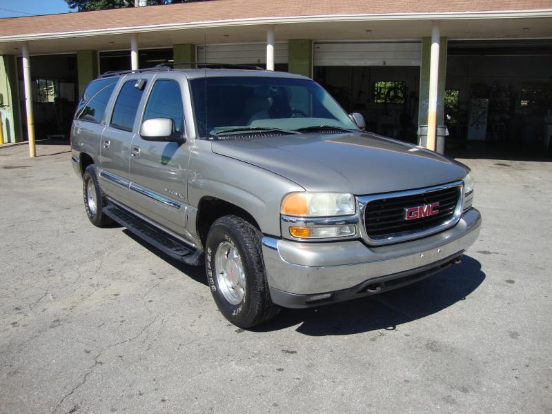 2000 GMC Yukon XL