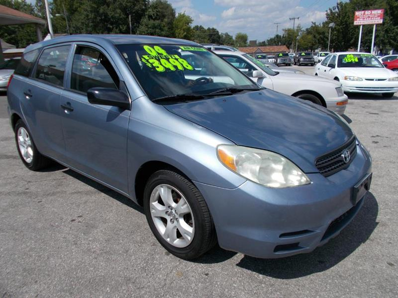 Toyota Matrix XR Dr Wagon In KANSAS CITY MO NOT SO NEW LLC - Toyota dealers in kansas