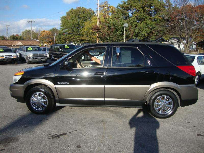 2003 buick rendezvous cx awd 4dr suv in kansas city mo. Black Bedroom Furniture Sets. Home Design Ideas