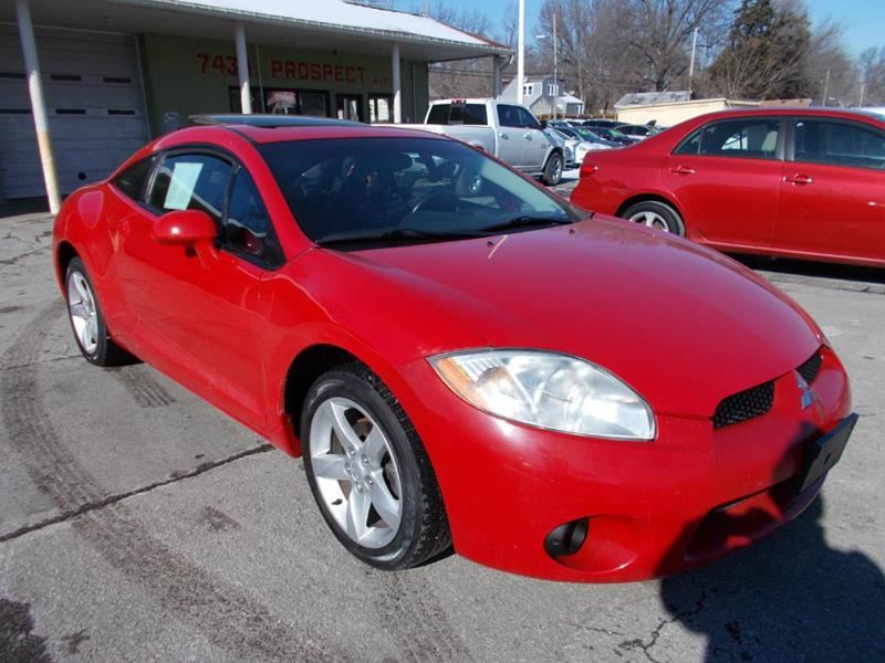 Superior 2007 Mitsubishi Eclipse For Sale In Kansas City, MO