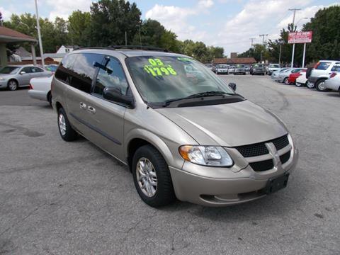 2003 Dodge Grand Caravan for sale in Kansas City, MO