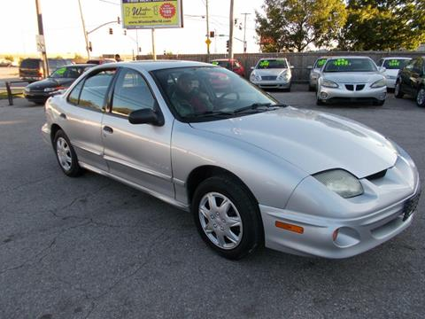2002 Pontiac Sunfire for sale in Kansas City, MO