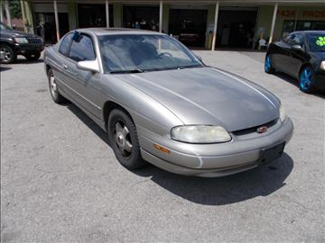1999 Chevrolet Monte Carlo for sale in Kansas City, MO