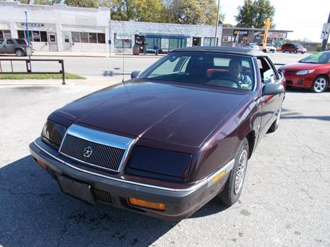 1991 Chrysler Le Baron for sale in Kansas City, MO