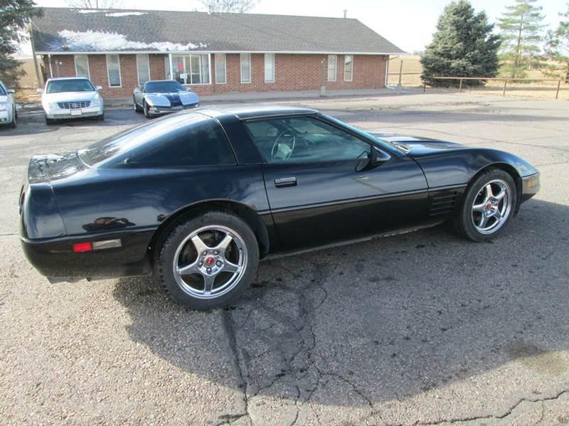 1992 Chevrolet Corvette 2dr Hatchback - Eaton CO