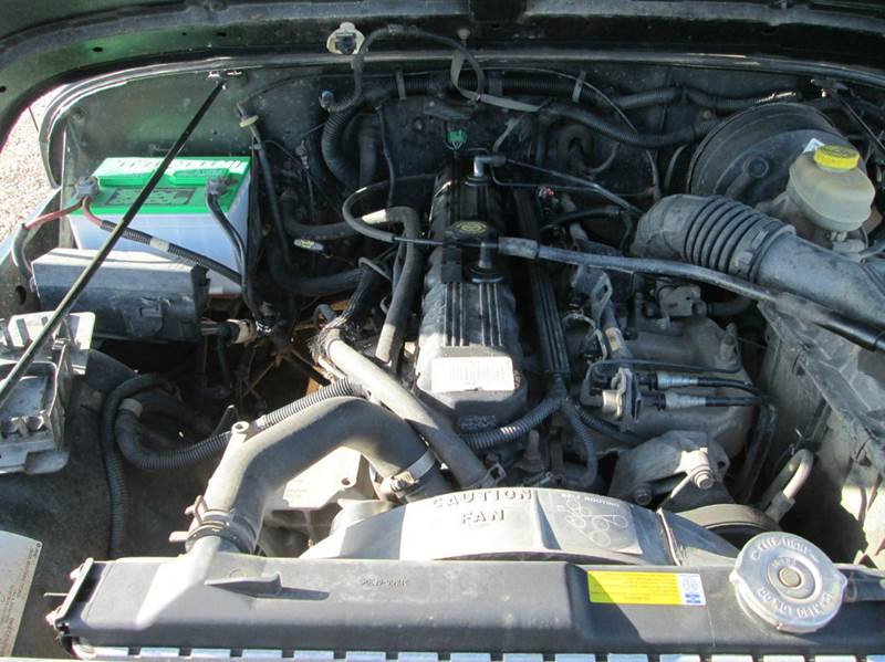 1995 Jeep Wrangler 2dr Sahara 4WD SUV - Eaton CO