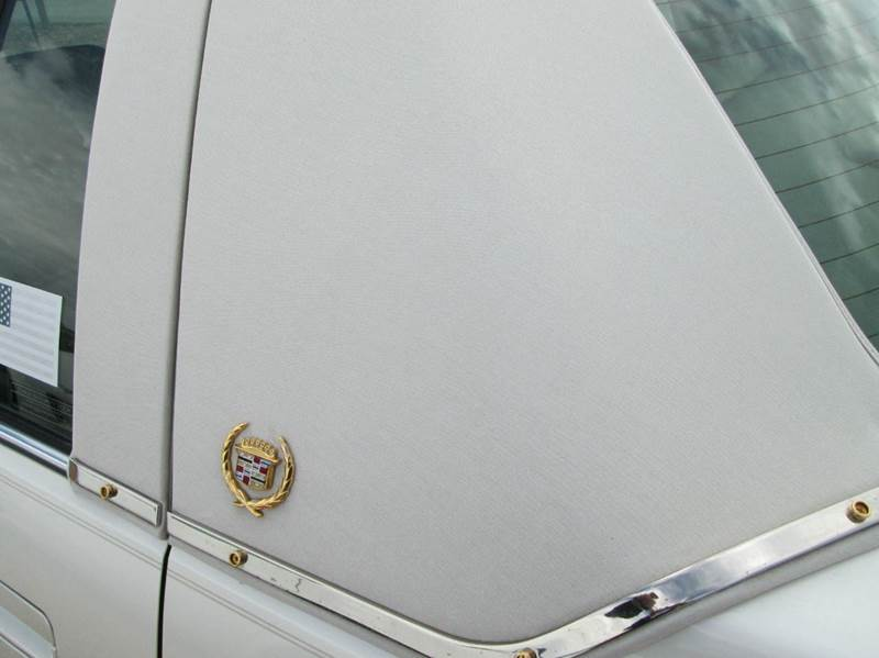 1999 Cadillac DeVille 4dr Sedan - Eaton CO