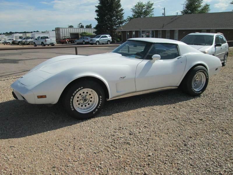 1977 Chevrolet Corvette  - Eaton CO