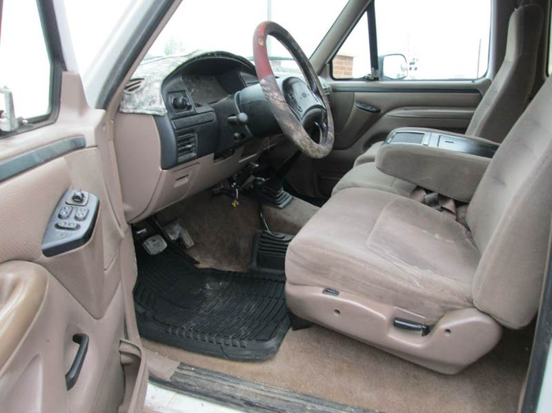 1997 Ford F-250 2dr XLT 4WD Extended Cab LB HD - Eaton CO