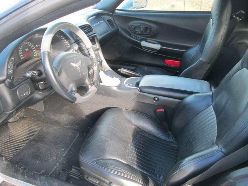 2002 Chevrolet Corvette  - Eaton CO