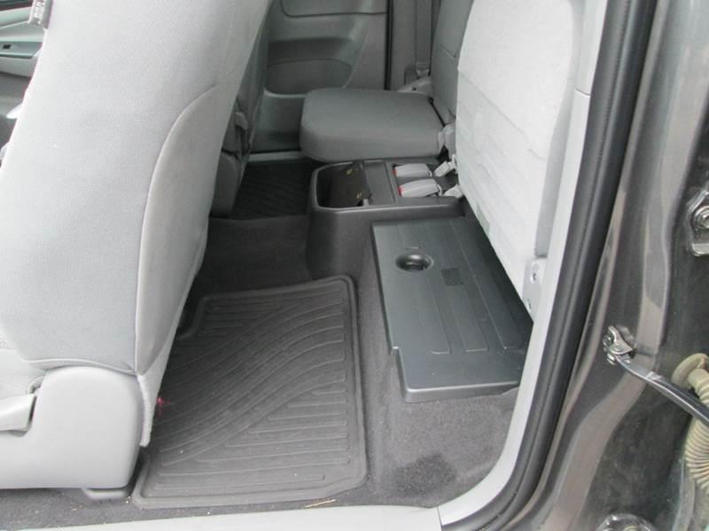 2013 Toyota Tacoma  - Eaton CO
