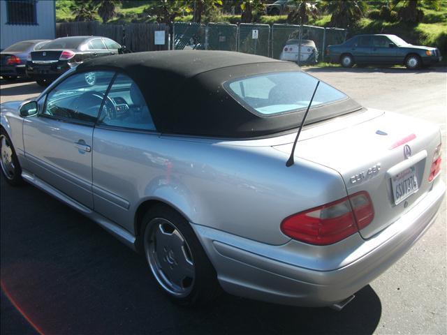 2002 Mercedes-Benz CLK-Class CLK430 Cabriolet - Santee CA