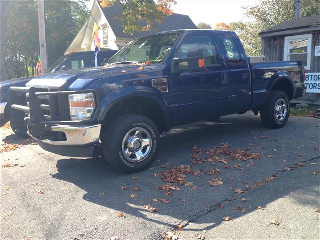 2008 Ford F-250 Super Duty for sale in East Bridgewater MA