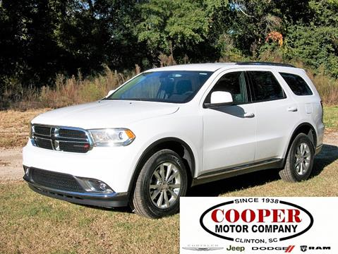 2018 dodge for sale. Interesting Sale 2018 Dodge Durango For Sale In Clinton SC With Dodge