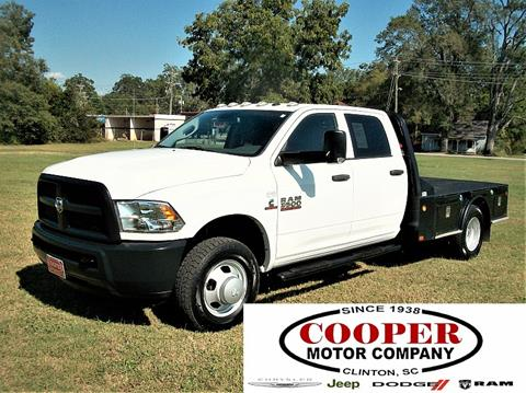 2014 RAM Ram Chassis 3500 for sale in Clinton, SC