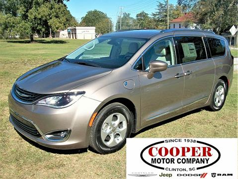2018 Chrysler Pacifica Hybrid for sale in Clinton, SC