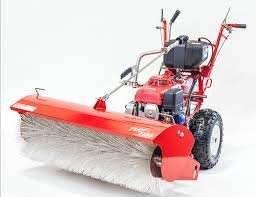 2014 Turf Teq Power Broom