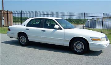 1996 Mercury Grand Marquis