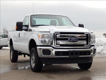 2015 Ford F-250 Super Duty for sale in Sebewaing, MI