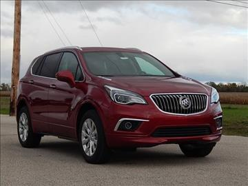 2017 Buick Envision for sale in Sebewaing, MI