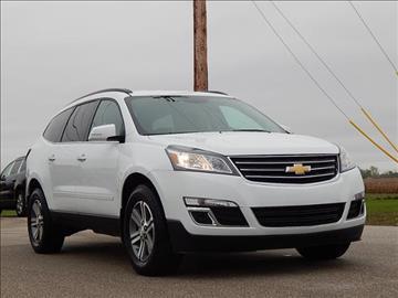 2016 Chevrolet Traverse for sale in Sebewaing, MI
