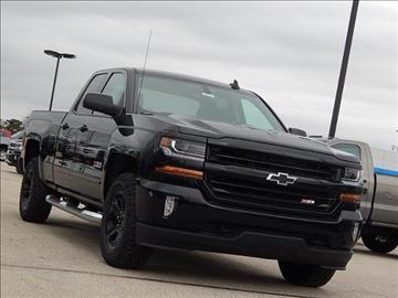 2017 Chevrolet Silverado 1500 for sale in Sebewaing, MI